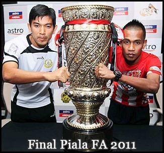 Final Piala FA 2011