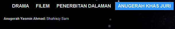 Khas Juri Anugerah Skrin 2010