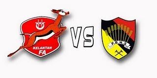 Kelanta vs Negeri Sembilan Piala Malaysia 2010