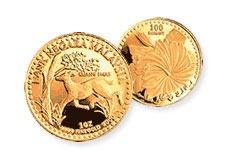 kijang emas bullion
